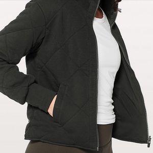 Lululemon reversible number jacket